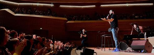 À Musicora, Ibrahim Maalouf fait une improvisation géante avec 500 musiciens