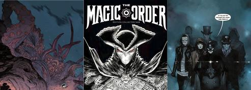 Le dessinateur Olivier Coipel raconte la genèse de The Magic Order