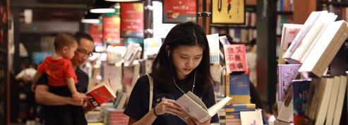 Heureux comme un écrivain français en Chine