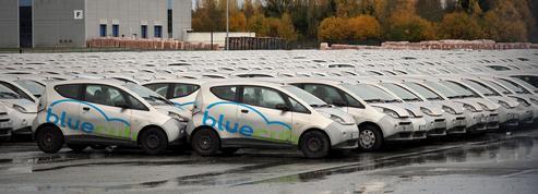 Voici à quoi ressemblera Mobilib', le nouveau service d'autopartage parisien