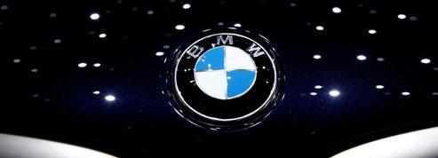 Systèmes antipollution: BMW passe une provision de 1,4milliard d'euros