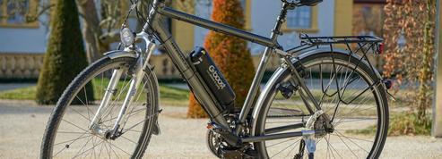 G-Boost, un moteur pour customiser son vieux vélo et soulager ses mollets