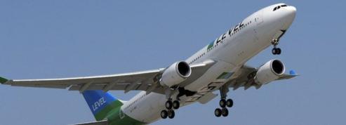 Aérien: le pari réussi de Level dans le low cost long-courrier