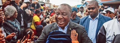 Afrique du Sud: l'ANC vers une victoire sans panache