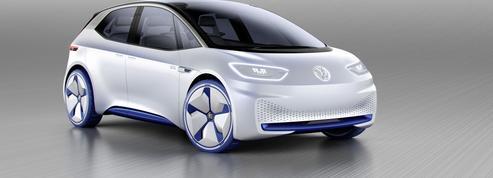 La Volkswagen ID.3 en approche