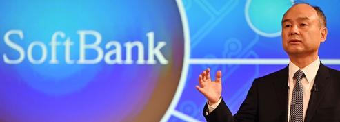 Le japonais Softbank, parrain mondial du secteur des VTC