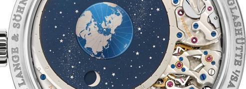 Horlogerie: les yeux au ciel