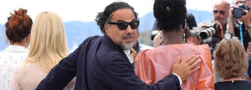 Cannes sous l'objectif: jour 1, Iñarritu a déjà la tête qui tourne