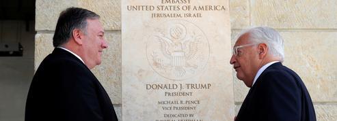 Israël: le transfert de l'ambassade américaine à Jérusalem a-t-il été suivi par d'autres pays?