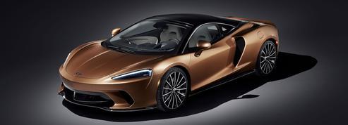McLaren Grand Tourer, une ode aux voyages