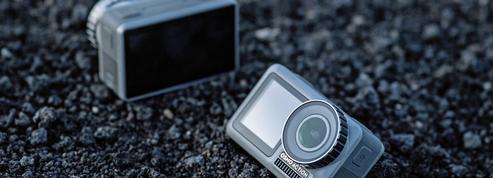 DJI lance une caméra d'action concurrente des GoPro