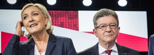 Le Pen-Mélenchon, si loin, si proches...