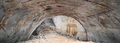 Une pièce cachée découverte par hasard dans le «palais éphémère» de Néron