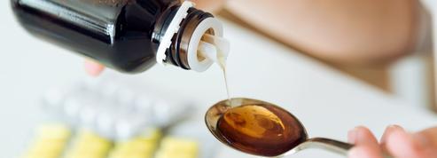 Des médicaments contre la toux bientôt interdits en raison d'un risque pour le coeur