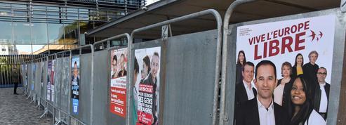 Européennes: des promesses taillées pour une campagne très nationale