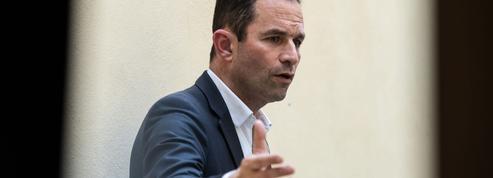 Benoît Hamon milite pour une nationalité européenne