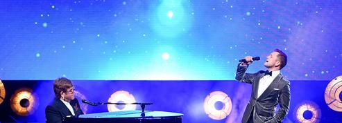 Cannes sous l'objectif: jour 4, la magie du duo Elton John-Taron Egerton