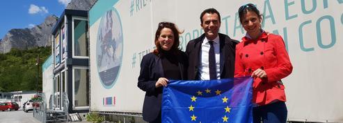 Européennes: à Chambéry, les candidats «transnationaux» battent la campagne