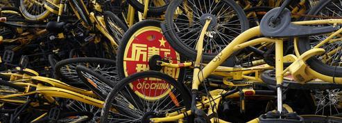 Chine: risque sur un éclatement de la bulle Internet
