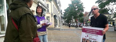 Européennes 2019: le parti animaliste vient chasser sur les terres de Rambouillet