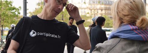 Européennes 2019: le Parti pirate fait campagne malgré le manque de moyens