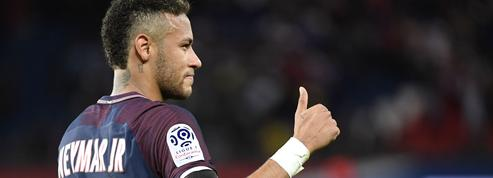 Neymar ou le parfum de la célébrité