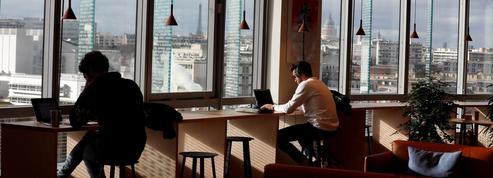 Visite chez WeWork: les coulisses du géant américain à Paris