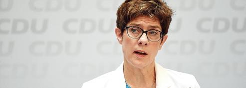 Allemagne: AKK fragilisée par le revers de la CDU aux européennes