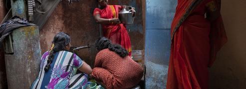 Inde: les dernières gouttes d'eau de Bangalore