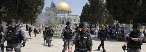 Jérusalem sous tension après des heurts sur l'Esplanade des mosquées