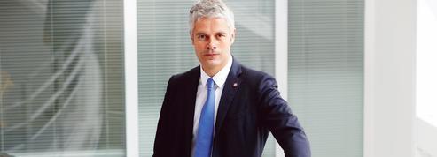 Laurent Wauquiez: «La droite n'est pas à vendre à la découpe à LREM ou au RN»