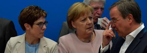 En Allemagne, l'avenir de la coalition de Merkel suspendu à un fil