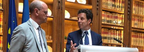 Blanquer et Roux de Bézieux mobilisés pour favoriser l'insertion des jeunes