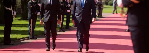 Débarquement: Macron loue la «promesse de Normandie»