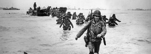 Normandie[nor-man-di] Les Alliés y pratiquèrent ce qu'on peut appeler un démarrage en côte