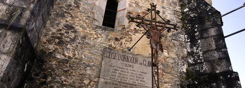 L'église d'Oradour-sur-Glane, symbole de la barbarie nazie, bientôt rénovée