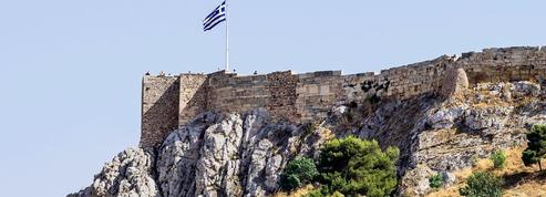 Athènes en dix dates: 30 mai 1941, deux Grecs décrochent le drapeau à croix gammée