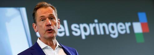 Le fonds KKR séduit Axel Springer