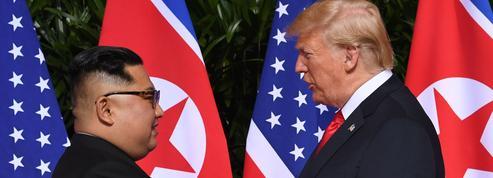 Poignée de main historique entre Donald Trump et Kim Jong-un: que s'est-il passé en un an?