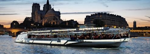 Bateaux-Mouches, 70 ans sur Seine