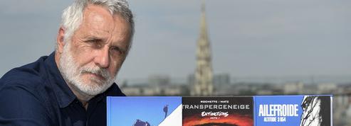 Jean-Marc Rochette, le Français derrière Transperceneig e, fait rêver avec Le Loup