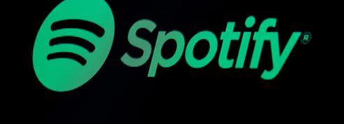 Spotify victime d'une panne