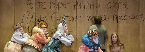 Les sortilèges merveilleux du Tsar Saltan
