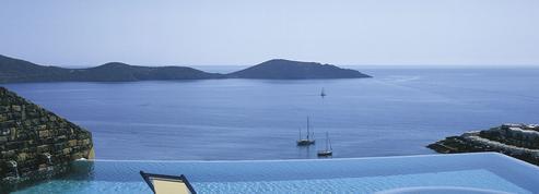 Un balcon sur la baie de Mirabello