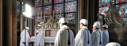 À Notre-Dame de Paris, une première messe symbole d'une cathédrale «bien vivante»