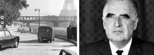 À Paris, pourquoi l'héritage de Georges Pompidou est-il si controversé?