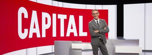 Julien Courbet:«Avec Capital ,j'ai trouvé ma vraie place»