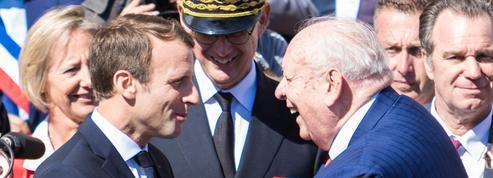 Macron à la recherche du bon candidat pour Marseille