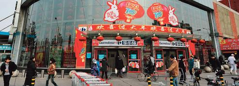 Carrefour cède sa filiale en Chine au Darty local