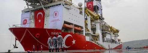 La Turquie accroît la pression sur le gaz de Chypre